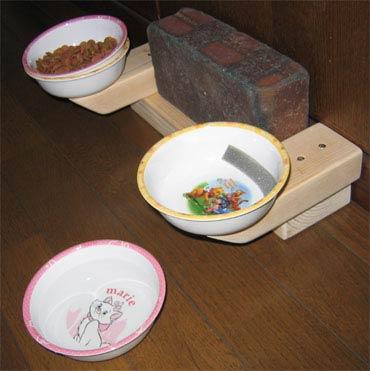 エリザベスカラー用食卓