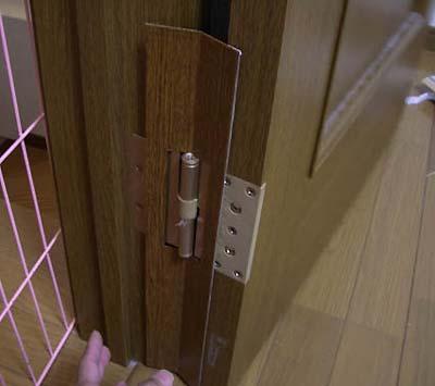 ドアの指はさみ防止3
