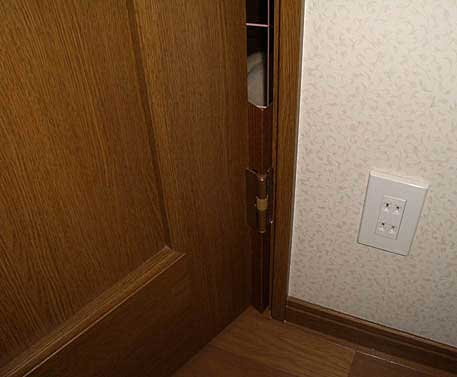ドア指挟み対策8