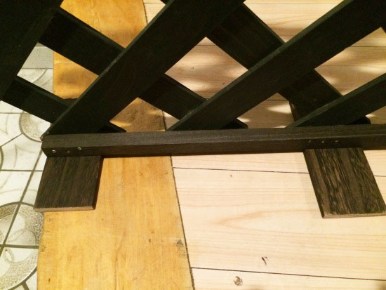 猫の玄関脱走防止柵の作り方