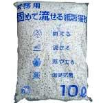 業務用固めて流せる紙製猫砂
