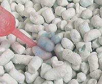 Blue 紙製の猫砂