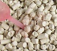 米ぬかで作った臭わない猫砂