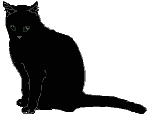 sit4 猫シルエット Cat Silhouette