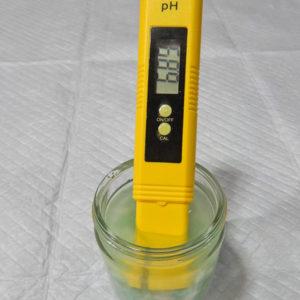 pH計測器