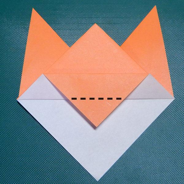 猫兜の折り方 Origami Cat Samurai Helmet